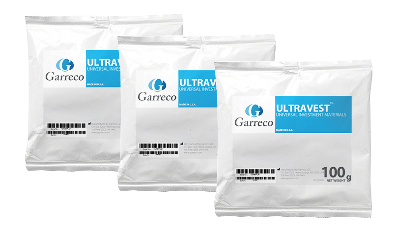 Garreco Ultravest Investment Powder