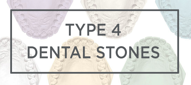 Type 4 Dental Stones
